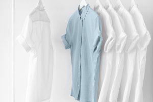 chemises sur cintre