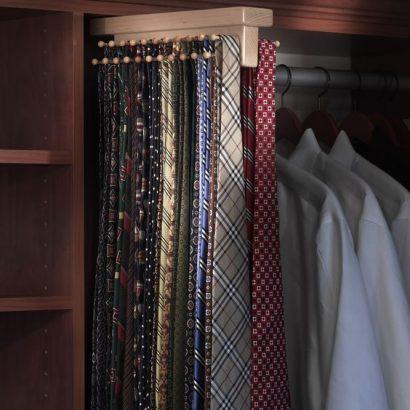 rangement cravate