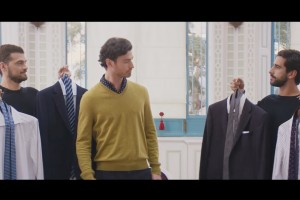 zegna video sur mesure