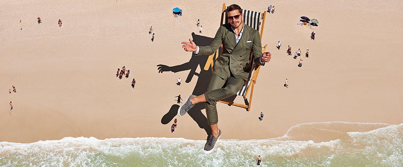 Wonderbaarlijk Beach boys, la nouvelle campagne signée Suitsupply • Menswear Corner ID-48